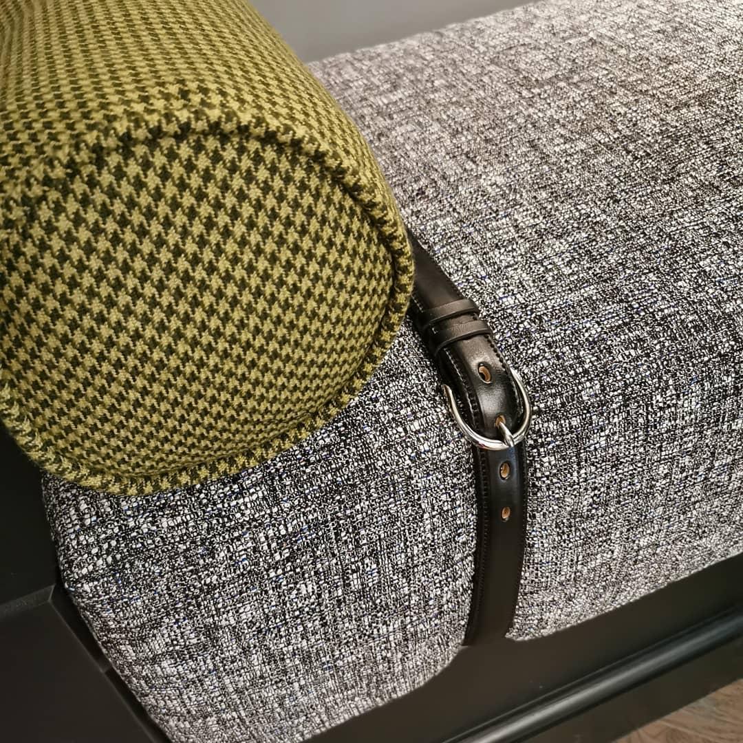 soft furnishings detail